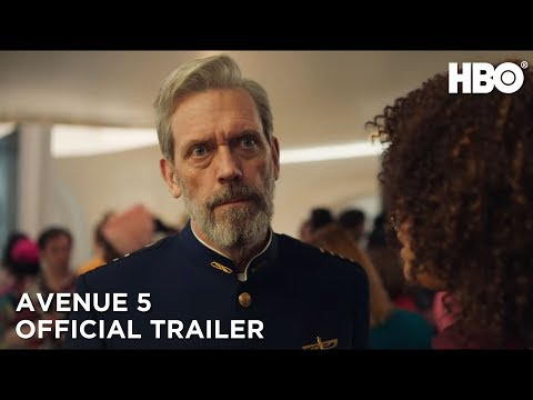 Avenue 5: Official Trailer | HBO