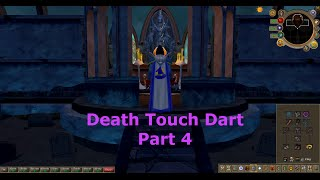 Runescape Deathtouched Dart Part 4 (Nex Kills)