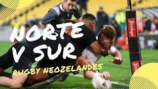 Norte contra Sur de Nueva Zelanda