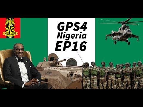 Geopolitical simulator Power & Revolution 4 ~ Nigeria - Episode 16