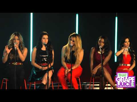 Fifth Harmony x That Grape Juice Live Q & A