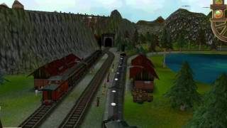 Create Your Own Model Railway CYOMR