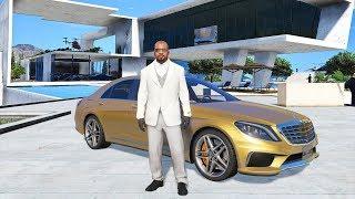 GTA 5 - Dans la peau d'un Mafieux 2 ! Voitures de luxe, Manoir secret et assassinat