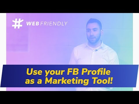 10 Tactful Ways to Use Your Personal Facebook Profile as a Marketing Tool, with Matt Astifan