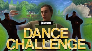 Fortnite Dancing in Public: Prank | Gone Wrong, Gets WEIRD