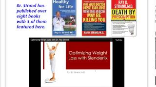 Slenderiix diet drops | dr. ray strand ...
