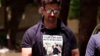 Hrithik Roshan War Movie Parmotion