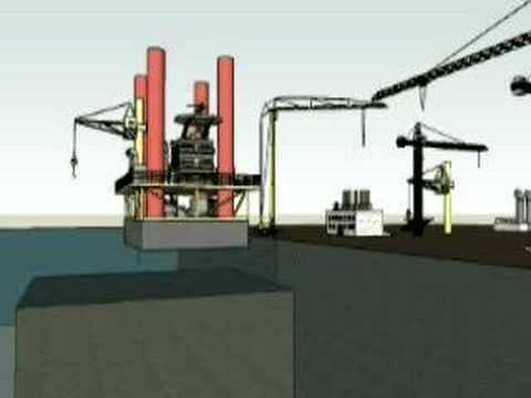 Kasturi Offshore Platform Competition Video