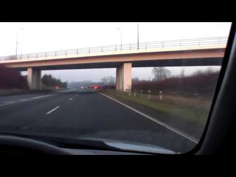 Drive: N21 / M20 / N18 / N19 (Daytime) - Through the Limerick Tunnel north from Adare, Co. Limerick