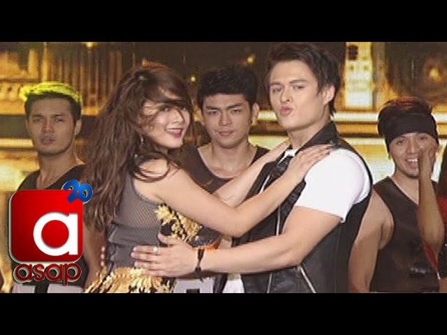ASAP: Maja Salavador shares her dance journey with Enrique Gil