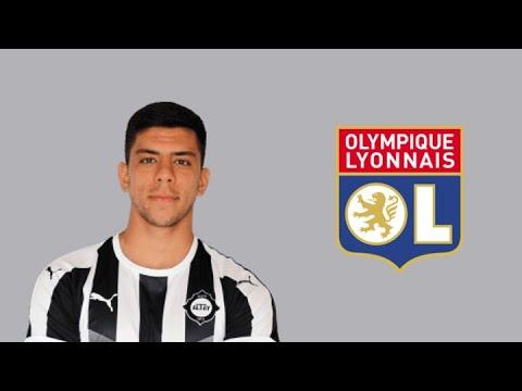 Cenk Özkacar  ⚫️  Welcome to Lyon  🔴🔵  Defensive Skills & Passes