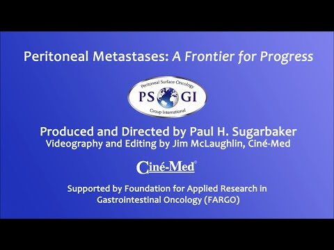 Peritoneal Metastases: A Frontier for Progress