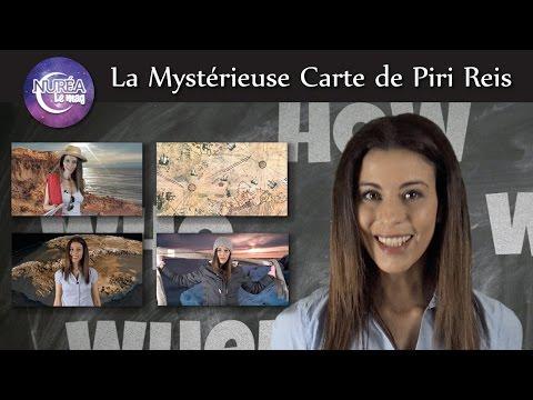 Nuréa Le Mag : La mystérieuse carte de Piri Reis - NURÉA TV