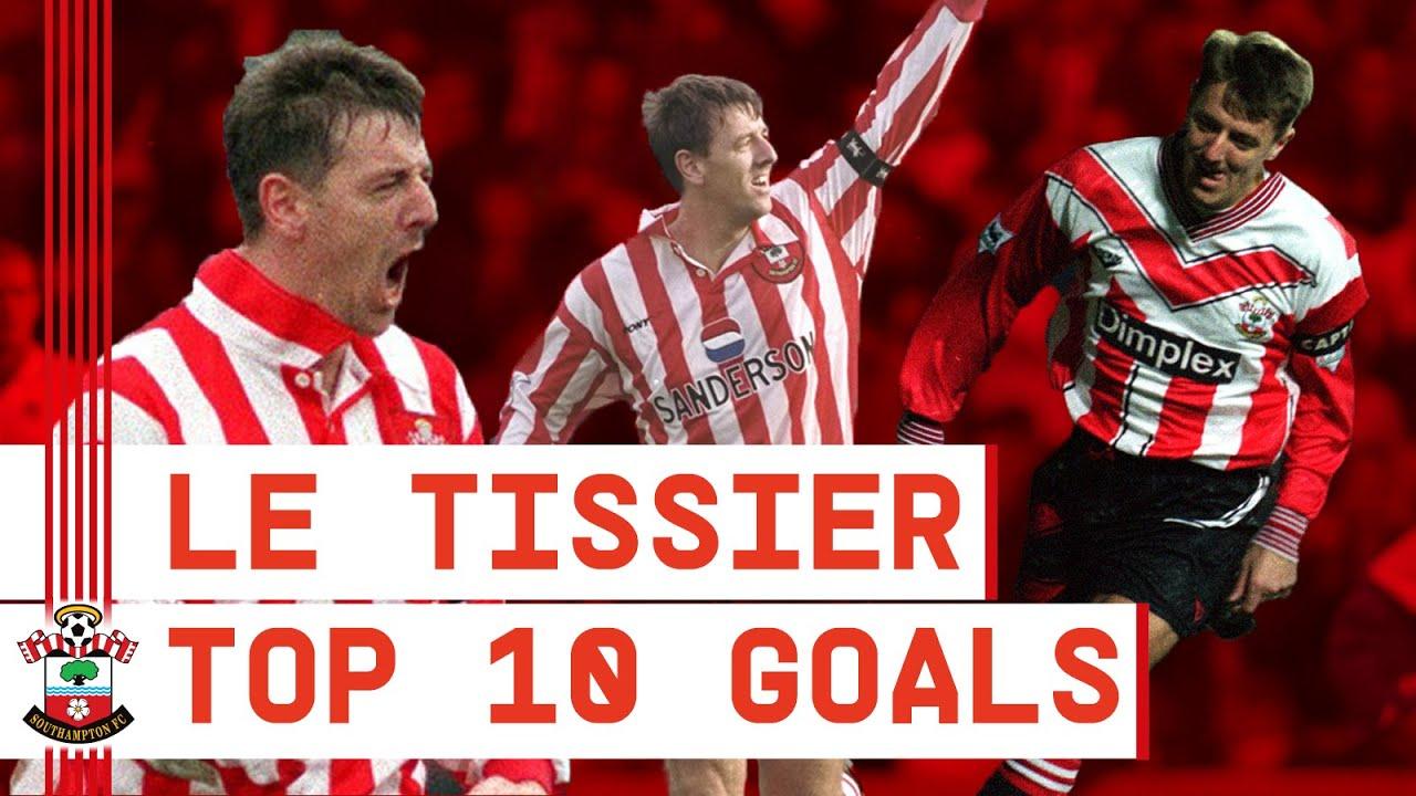 MATT LE TISSIER: The Southampton legend's top 10 goals