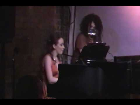 Ellen Joy Hoffman sings Cabaret in NYC