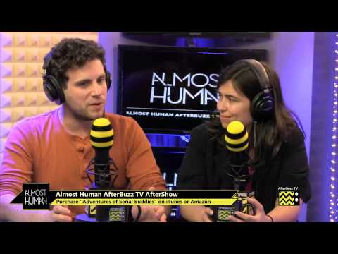 """Almost Human After Show Season 1 Episode 10 """"Perception"""" 