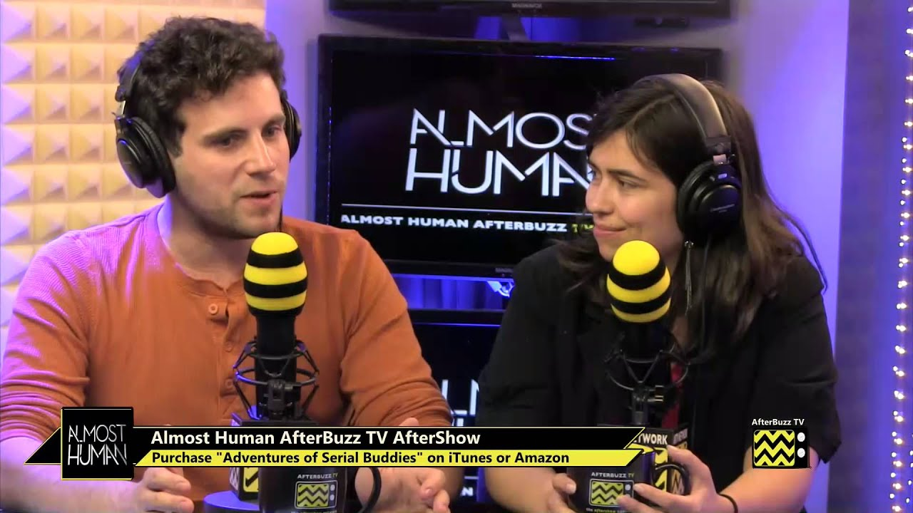 """Download Almost Human After Show Season 1 Episode 10 """"Perception""""   AfterBuzz TV"""