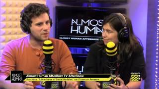 "Almost Human After Show Season 1 Episode 10 ""Perception"" 