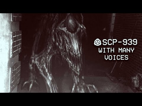 SCP-939 - With Many Voices : Object Class - Keter : Containment Breach Special