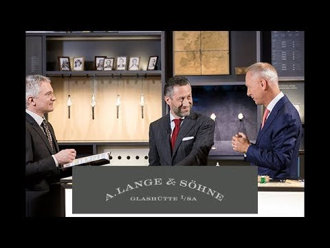 Roundtable about A. Lange & Söhne's founder Walter Lange