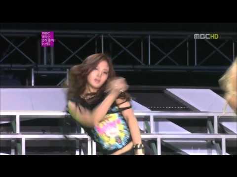 """""""Dance Battle"""" with Yunho Taemin Kai Yoona 121001  SMTOWN 3 Seoul"""