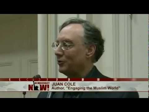 Juan Cole: Real Petraeus Failure Was Counter-Insurgency in Iraq, Afghanistan