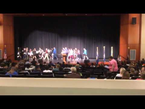 Gibbon High School - End of Year assembly