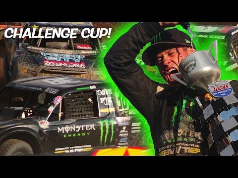 I CANT BELIEVE I WON THIS RACE! Brian Deegan Off-Road Challenge Cup In Chandler Arizona