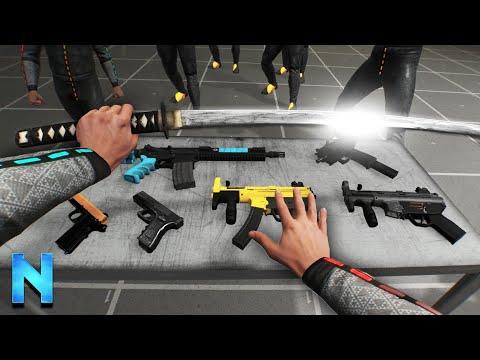 Boneworks - VR Physics & Combat Realized