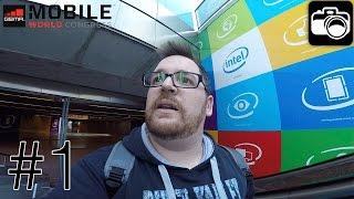 Un infiltrado en el Mobile World Congress 2015 - Día 1