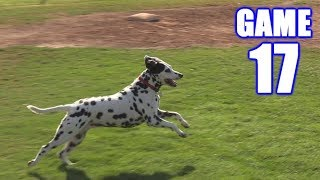 SPOTTED WOLF PLAYS ON THE INFIELD! | On-Season Softball Series | Game 17