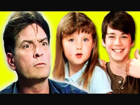 Kids React to Charlie Sheen