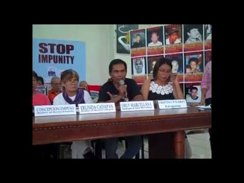 Lawyer and kin explain why Palparan should be in a regular jail