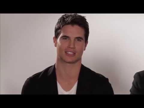 Robbie Amell shares his favorite TV shows on his Celebrity Watchlist