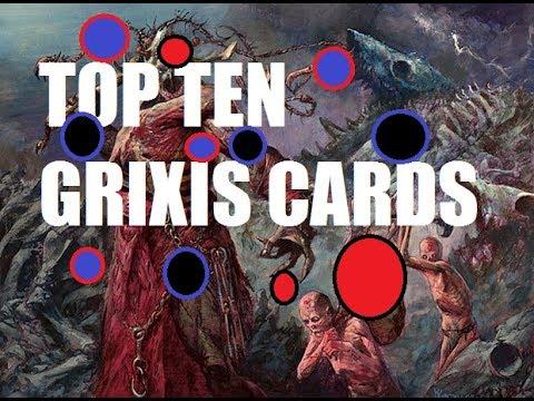 Top ten MTG: Best Grixis cards in Commander