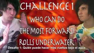Dan Vs. Phil ~ Danisnotonfire, subtítulos en español