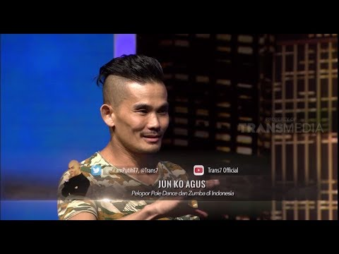 Jun Ko Agus, Pelopor Pole Dance dan Zumba  di Indonesia | HITAM PUTIH (29/10/18) Part 3