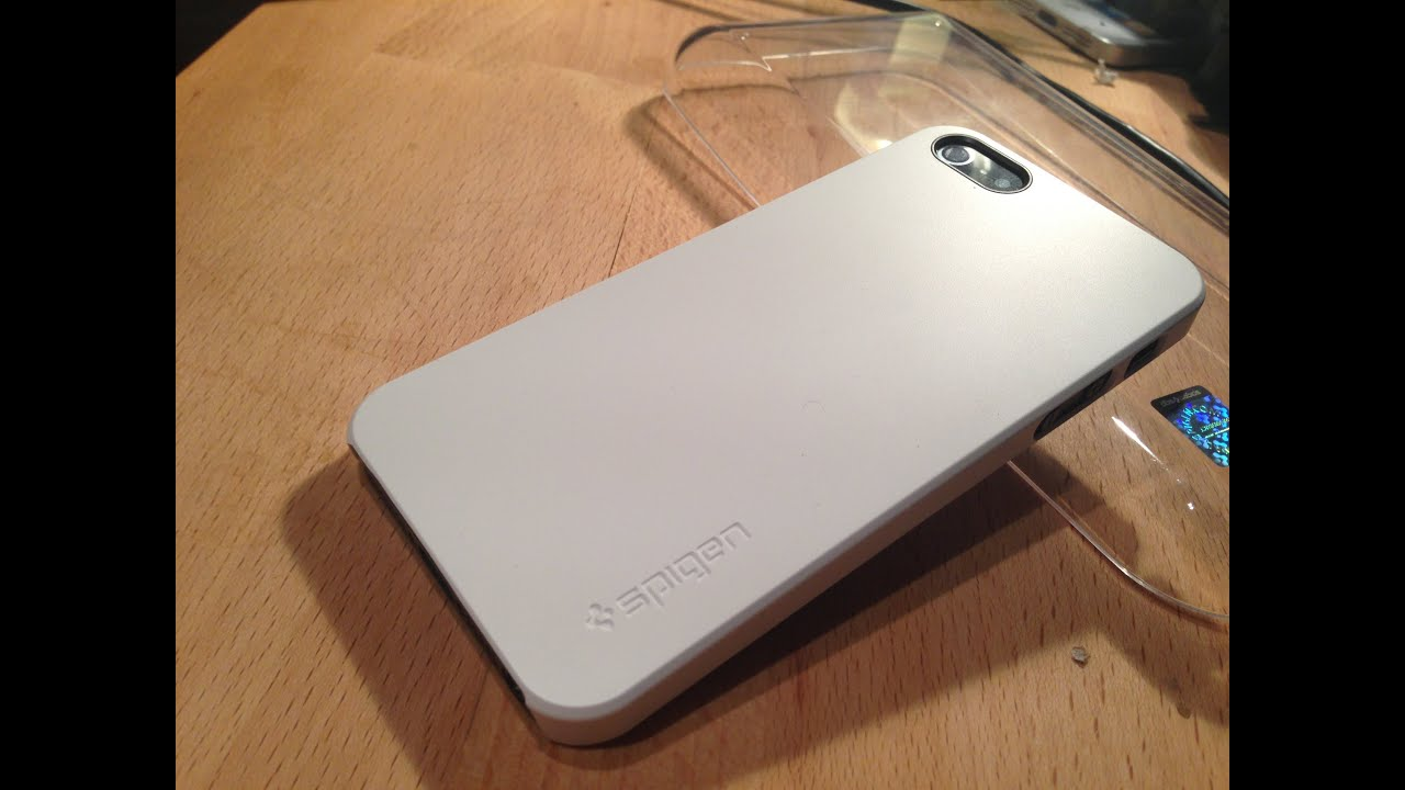 Sgp Slim Armor Color Case For Iphone 5 2899 Mobile Spigen Robot 5g 5s Review Ultra Thin Air Giveaway Youtube