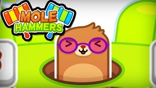 MATE AS TOUPEIRAS! - MOLE HAMMERS