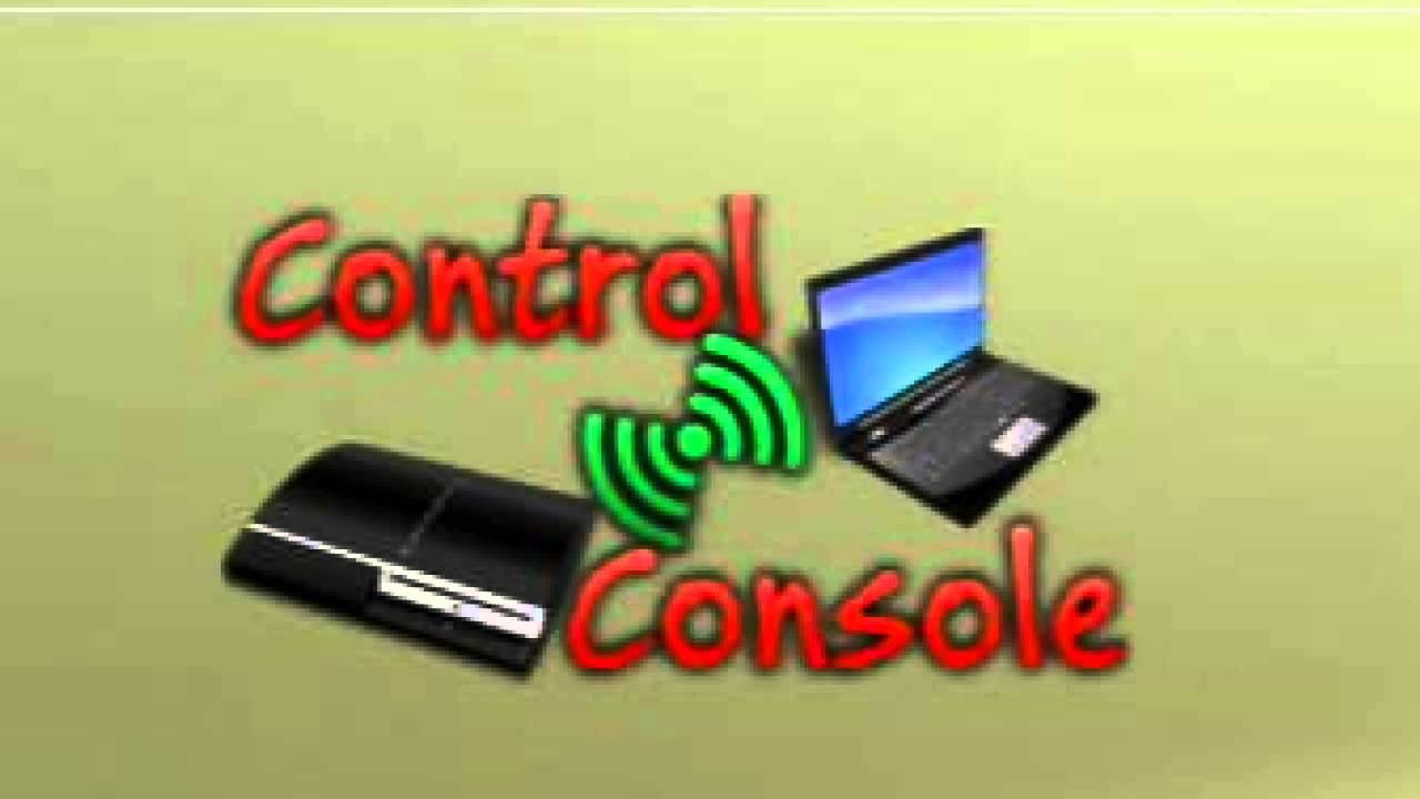 control console ps3