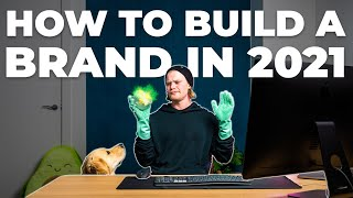 How To Build A Succęssful Brand in 2021 | Complete Guide