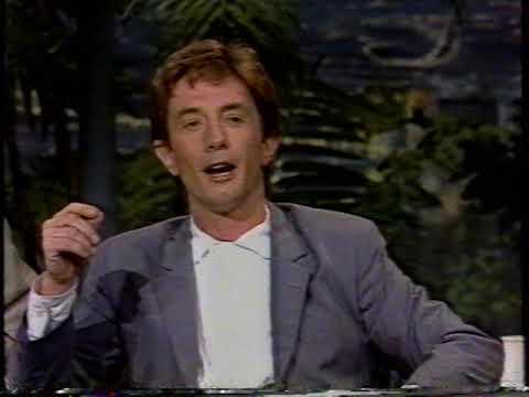 Johnny Carson - May 14,1992 - segment 4 - Martin Short