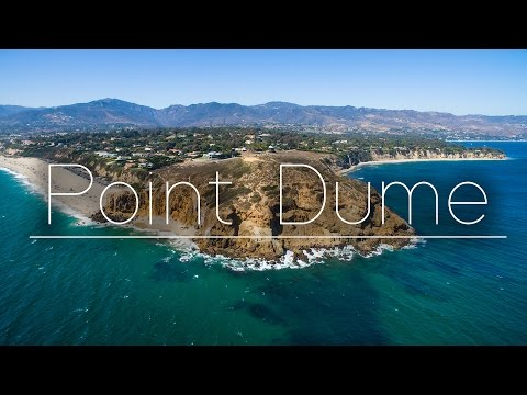 Malibu Point Dume in 2K !