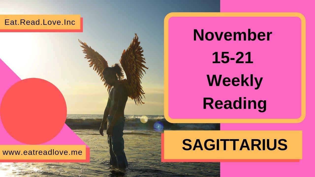 sagittarius weekly 15 to 21 tarot