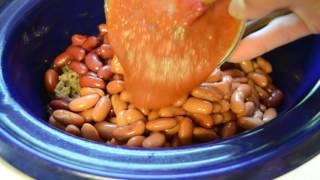 Easy Kid Friendly Crock-pot Chili