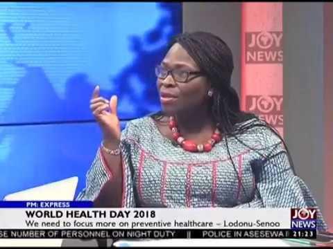 World Health Day 2018 - PM Express on JoyNews (6-4-18)