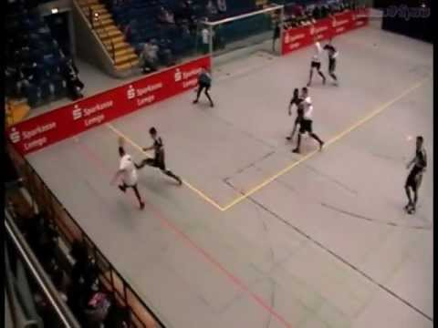 15. Januar 2012: Eintracht Frankfurt - Hamburger SV 4:1  U19 Sparkasse Lemgo Cup Viertelfinale