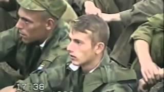 Война видео Чечня, 1996 год ВДВ после боя