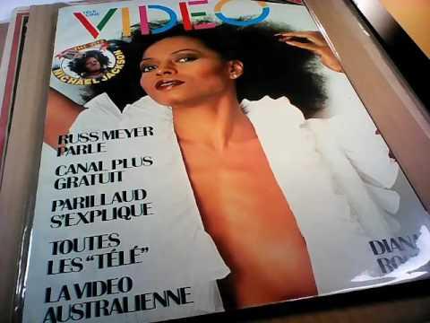 "DIANA ROSS  Magazines Vol. 11  ""International Style"""
