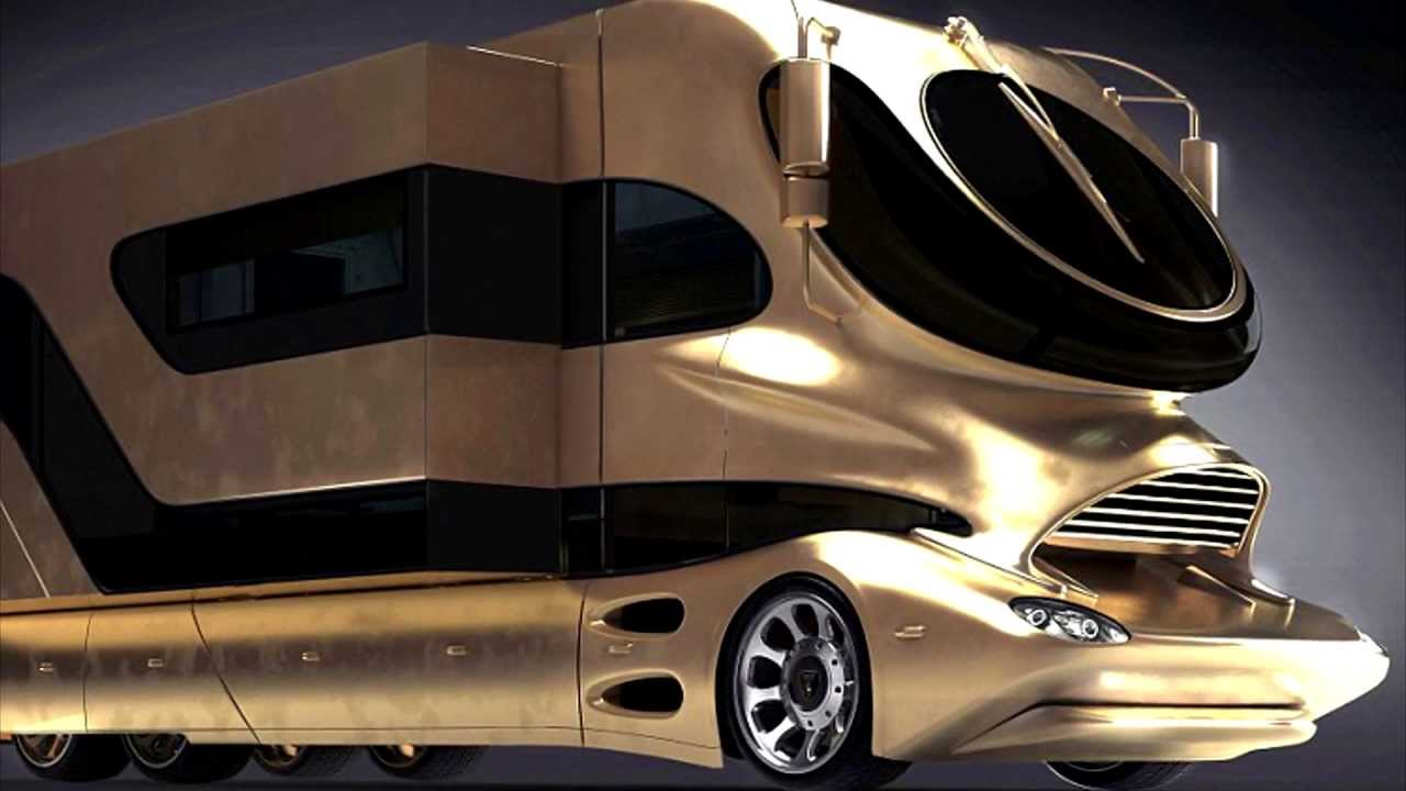 World'S Most Expensive Rv >> Elemment Palazzo World S Most Expensive Rv